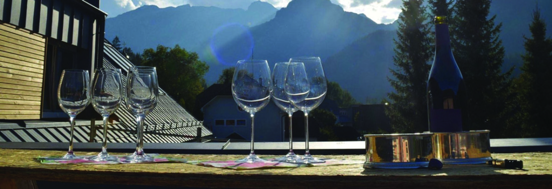 wine view