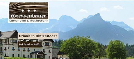 Gasthof Gressenbauer Landhotel und Restaurant